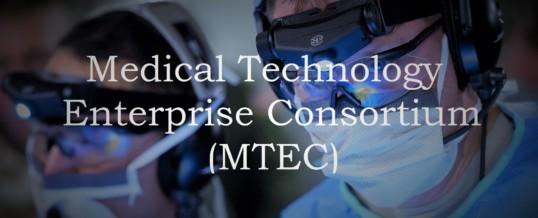 What is the Medical Technology Enterprise Consortium (MTEC)?